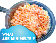 What are Minimelts?